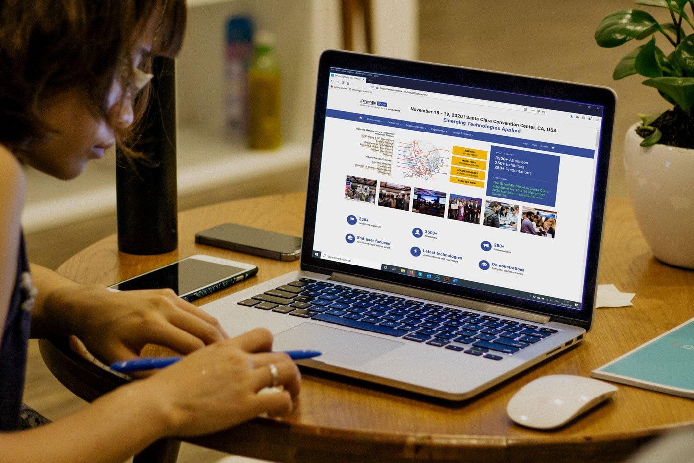Website for Series of Conference Websites