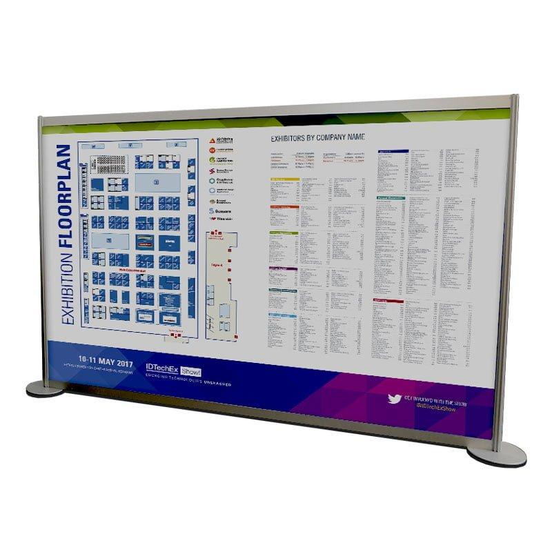 Floorplan Display Board