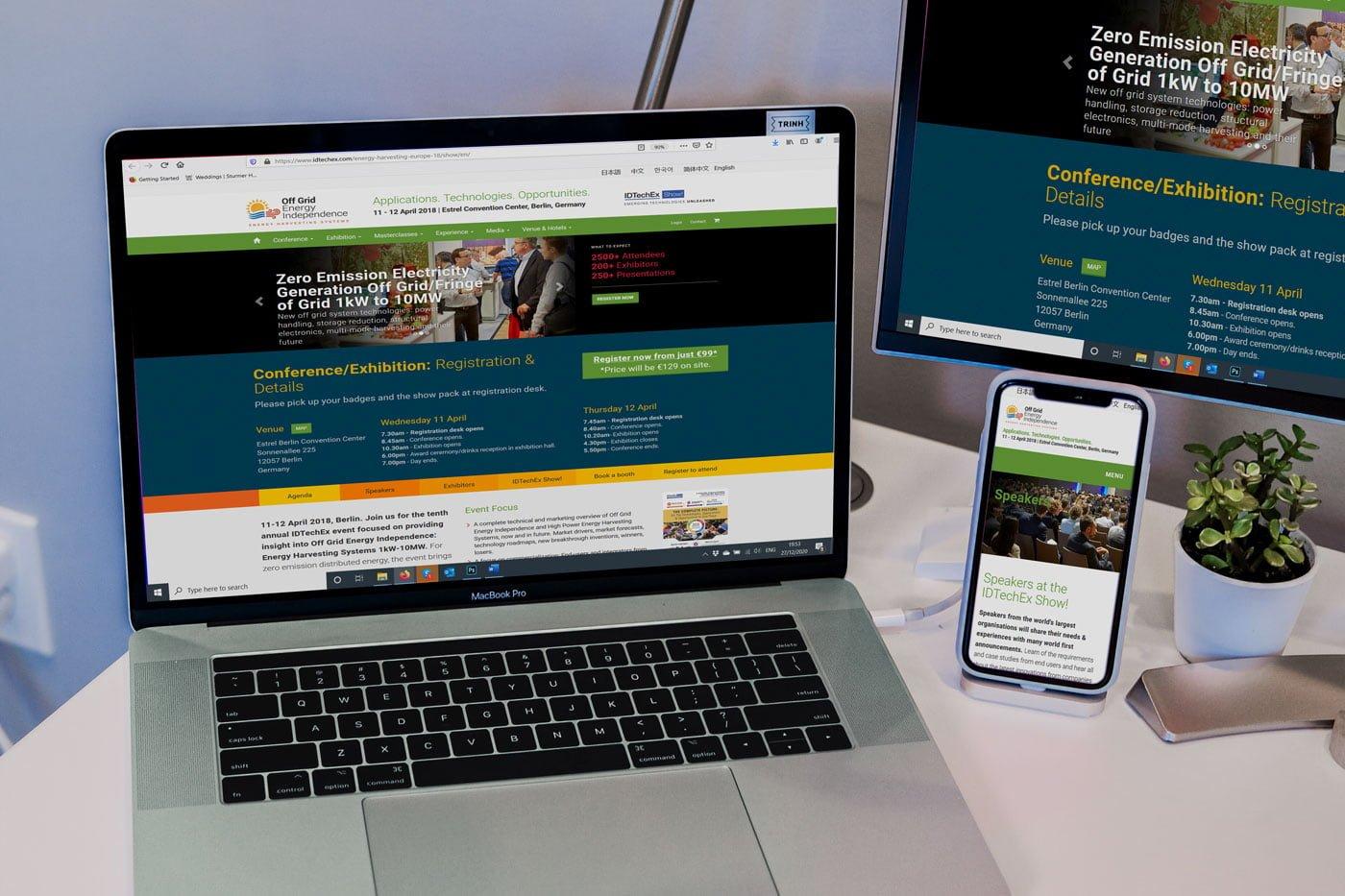 Website for Off Grid Energy Independence