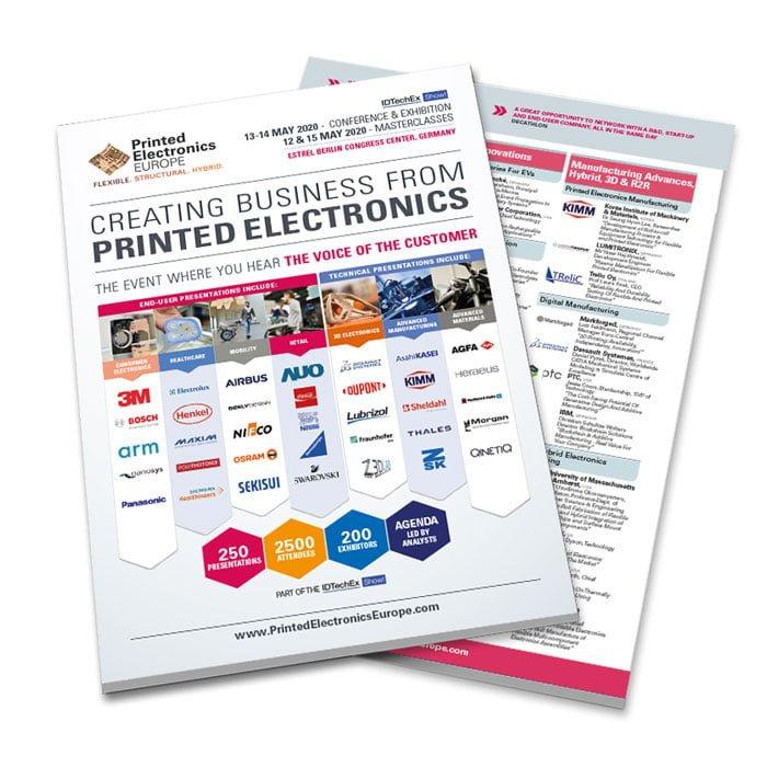 Conference pamphlets