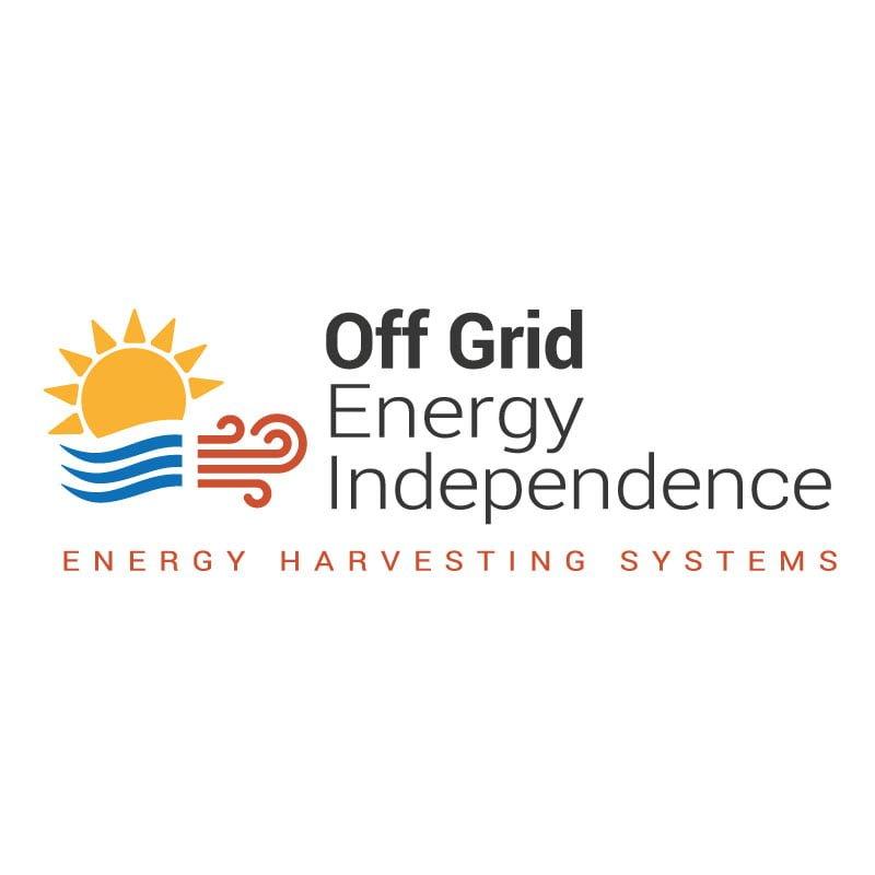 Off Grid Energy Independence Logo