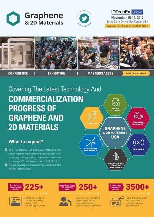 Graphene & 2D Materials USA 2017