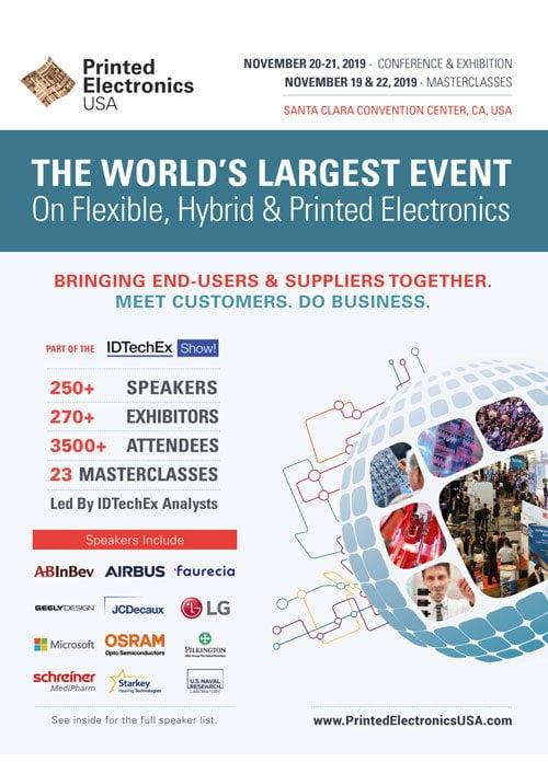 Printed Electronics USA 2019