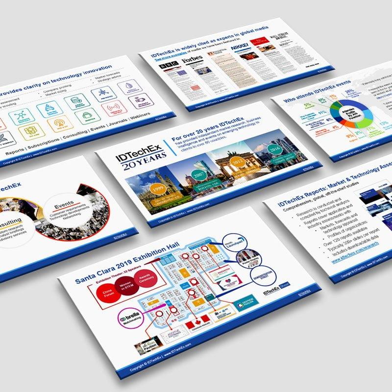 Corporate Slides IDTechEx Ltd