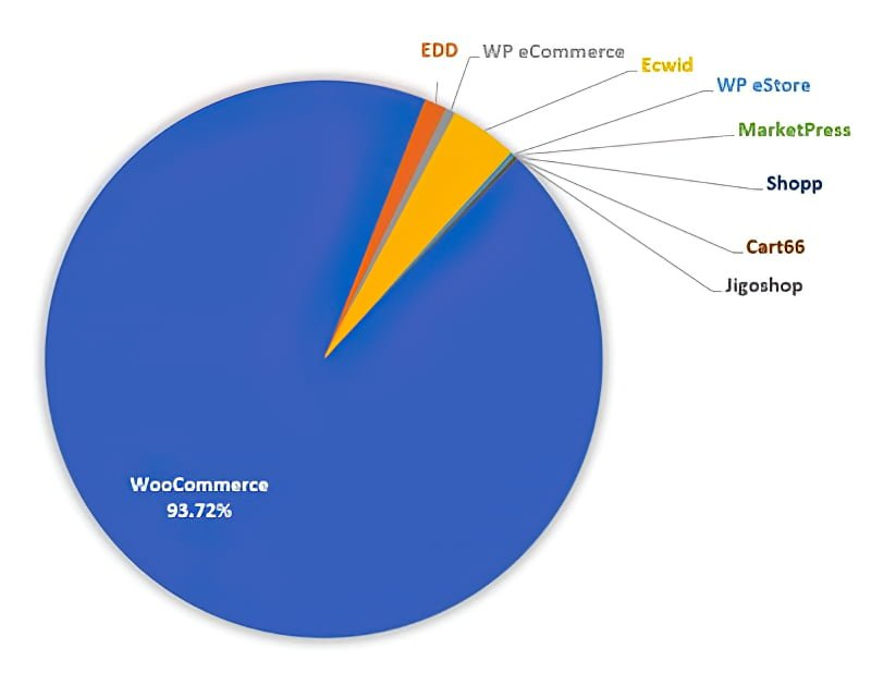 Technologies used for online stores in WordPress