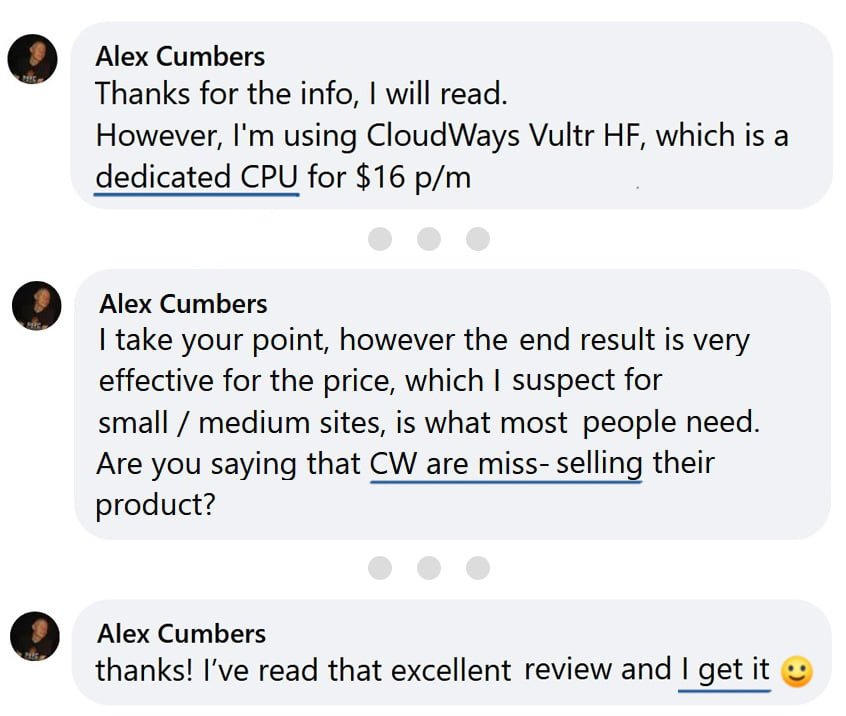 Dedicated-CPU-on Cloudways